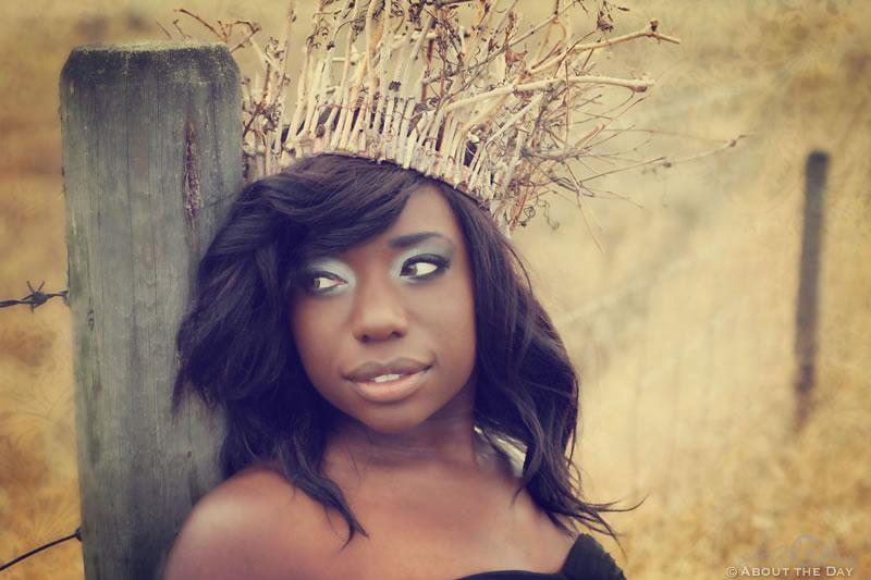 Danielle Autumn Princess Shoot