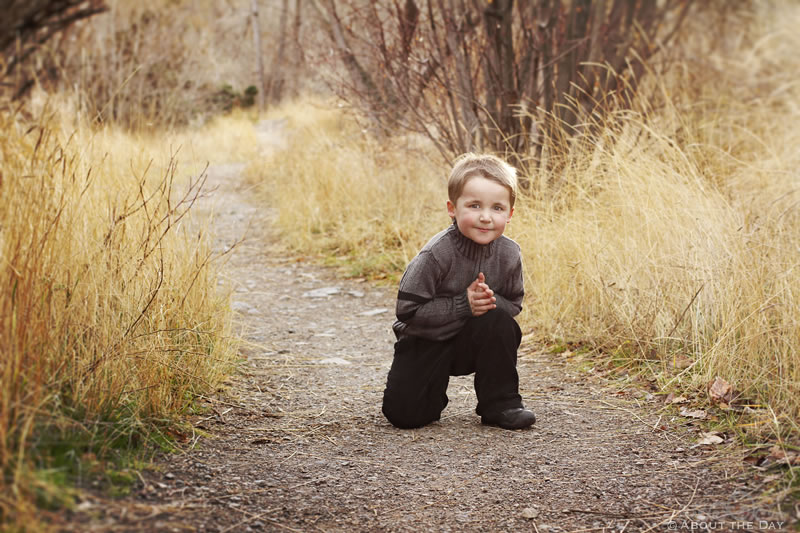 Portrait shoot in Kamloops, Canada