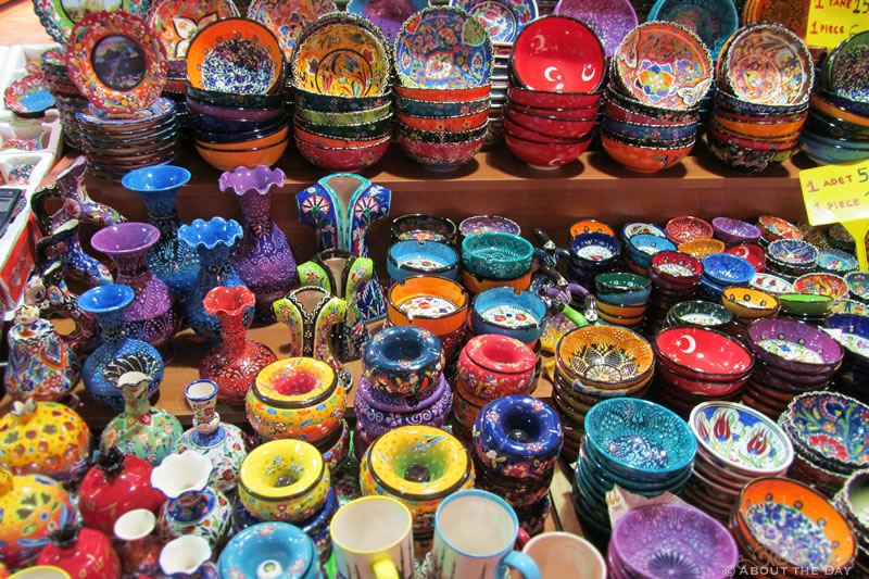 Colors of the Grand Bazaar