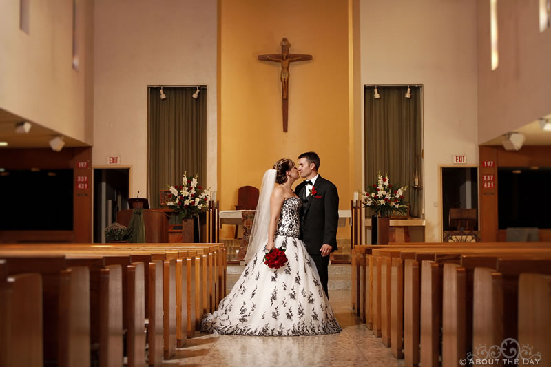 Wedding in Redlands, California