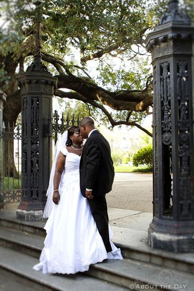 Wedding in New Orleans, Louisiana