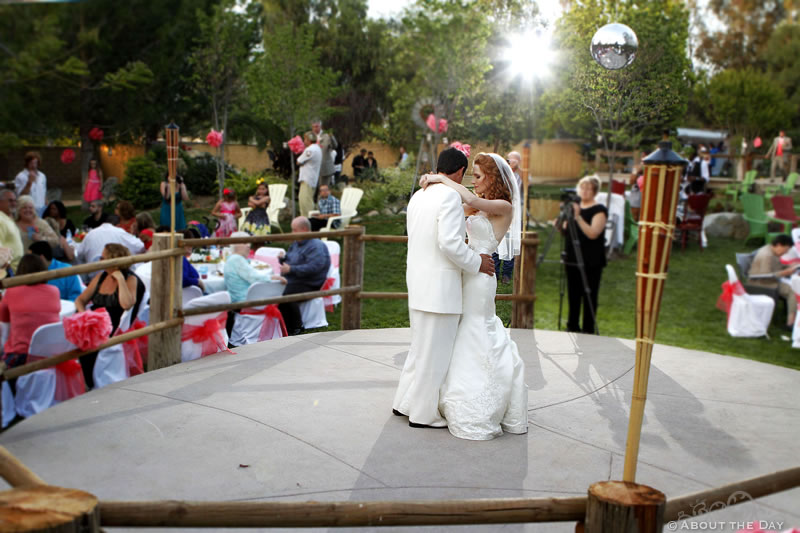 Wedding in Riverside, California