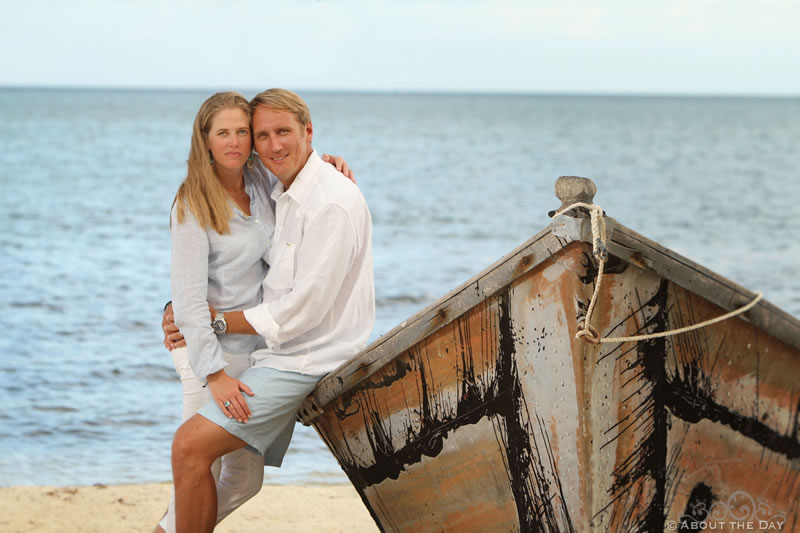 Anniversary in Key West, Florida