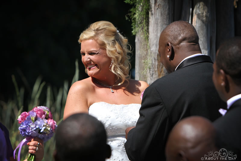Wedding at The Edgewater House in Olalla, Washington