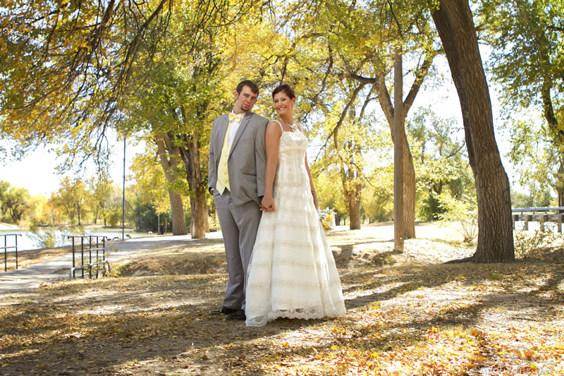 Wedding in Guymon, Oklahoma
