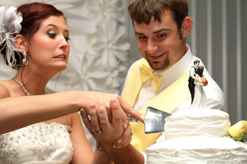 Wedding in Guymon, Oklahoma