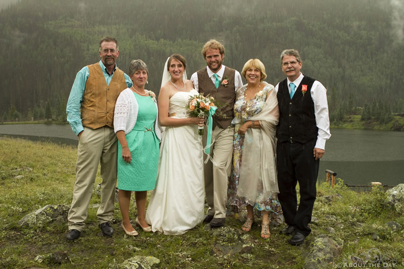Wedding in Spar City, Colorado