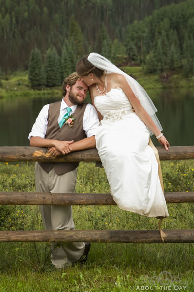 Wedding in Spar City, Colorado