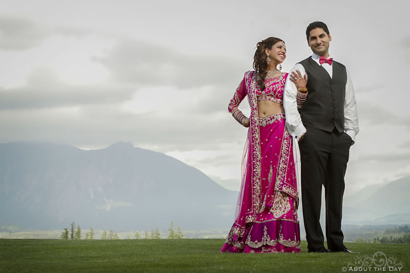 Indian Wedding Celebration in Everett, Washington