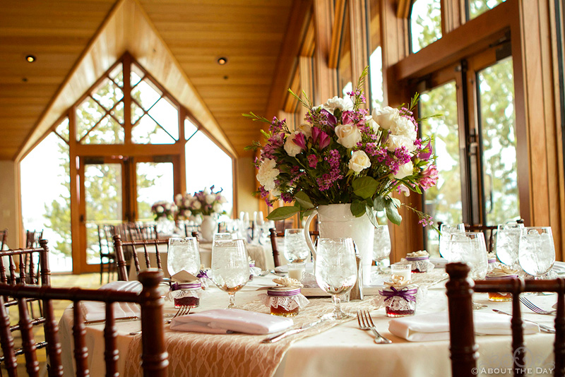 Wedding in South Lake Tahoe, California