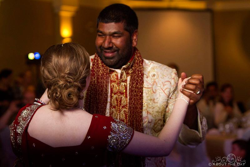 Wedding in Regina, Saskatchewan