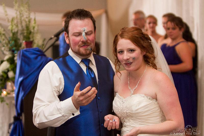 Wedding in Kamloops British Columbia