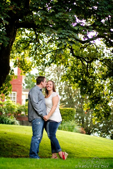 Engagement Photos in Portland, Oregon