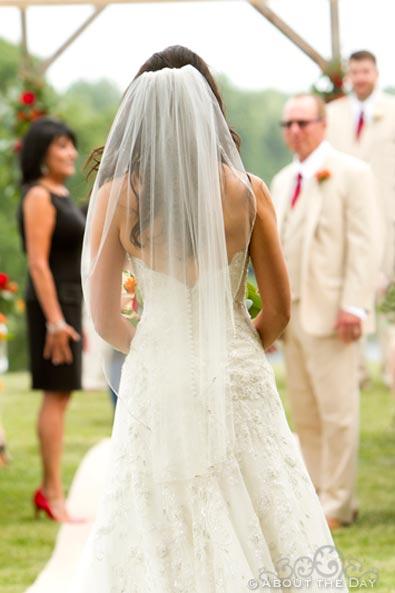 Wedding in Rothbury, Michigan
