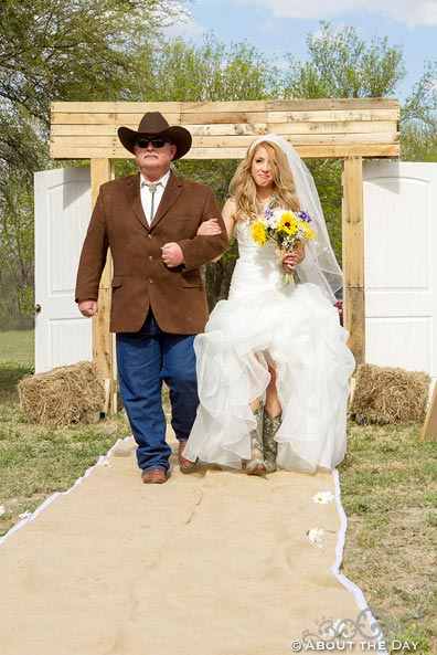 Wedding in Del Rio, Texas