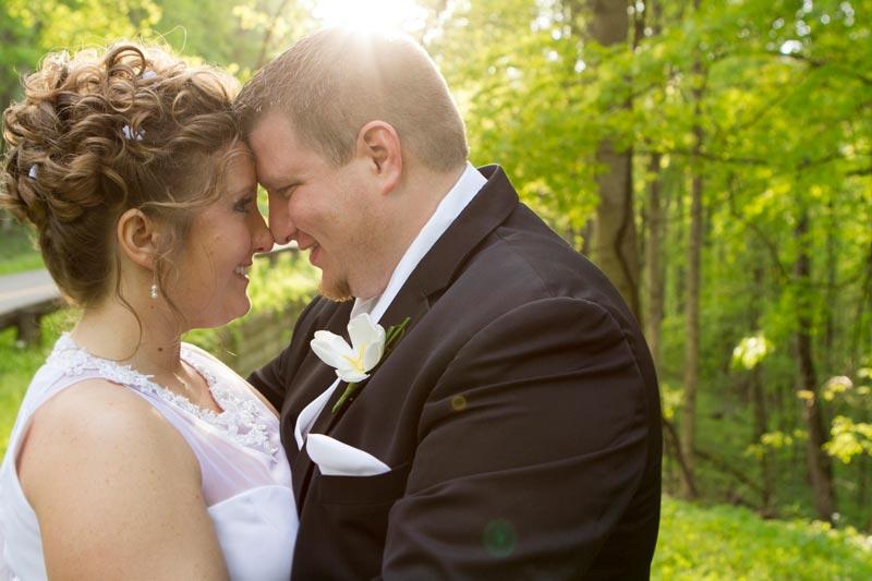 Wedding in Gatlinburg, Tennessee