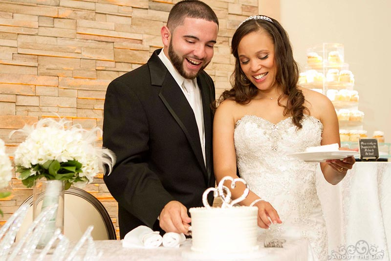 Wedding in Riverside, New Jersey