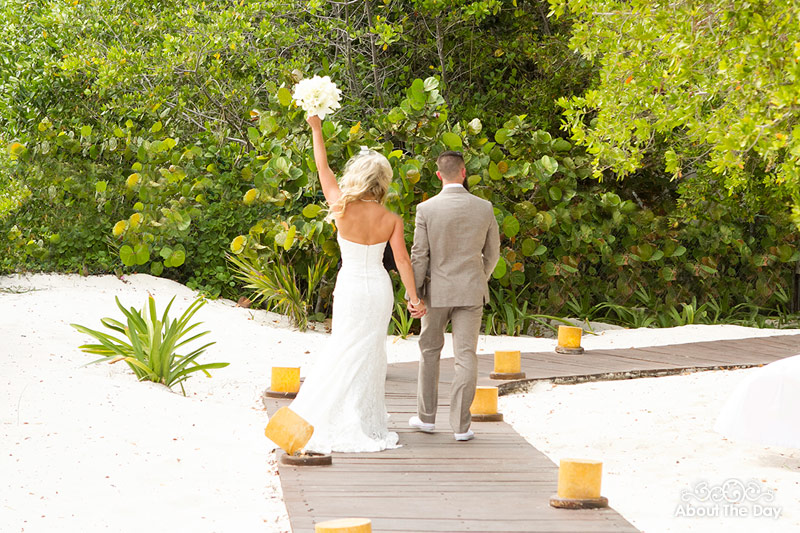 Wedding in Playa del Carmen, Mexico