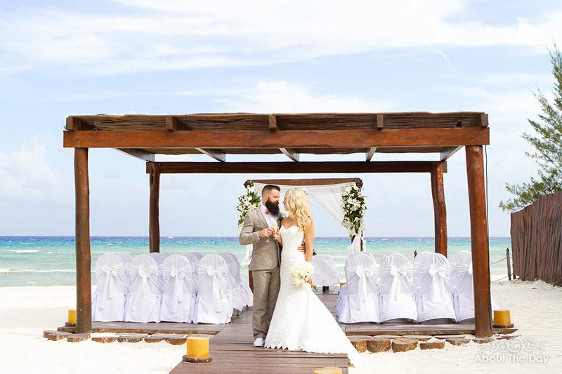 Wedding in Playa del Carmen, Mexico