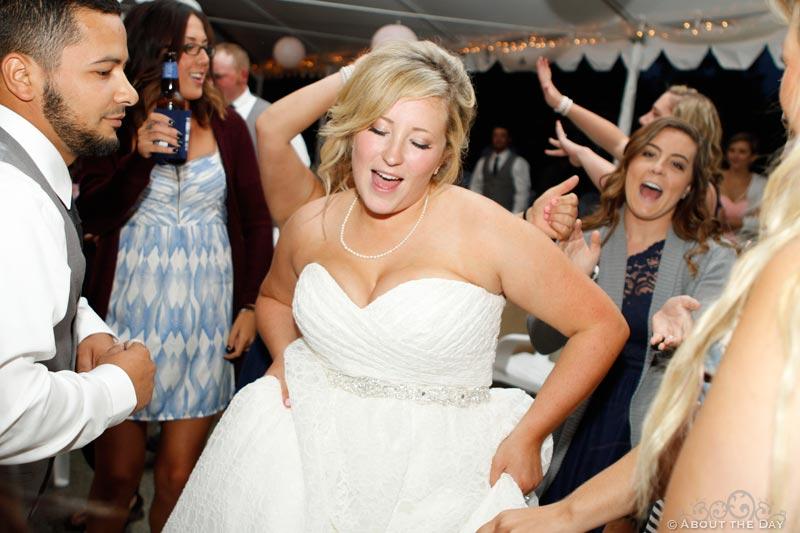 Wedding in Enumclaw, Washington