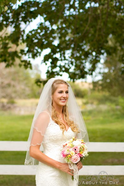 Wedding in Ellensburg, Washington
