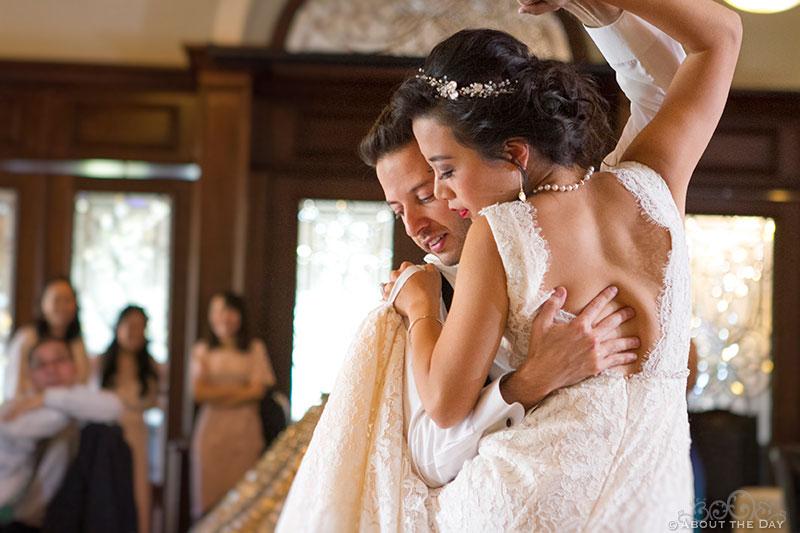 Wedding at Bella Fiore Winery in Ashland, Oregon