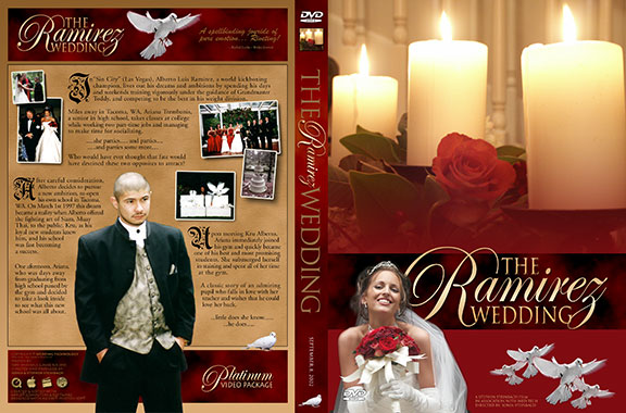 Ramirez Platinum DVD Cover Artwork