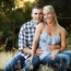Engagement shoot in Napa Valley, California