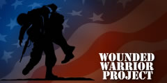 We support Wounded Warriors Project