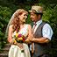 Wedding at Plimoth Plantation