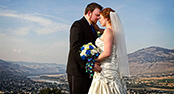 Wedding in Kamloops British Columbia