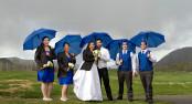 Wedding in Kamloops, British Columbia, Canada
