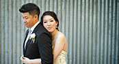 Wedding in West Covina, California
