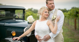 Wedding at DC Estate Winery in South Beloit, IL
