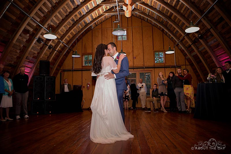 Connor & HannahShae's first dance