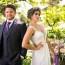 Jacob & Raquel pose it up at Wisteria Gardens in Medford, Oregon